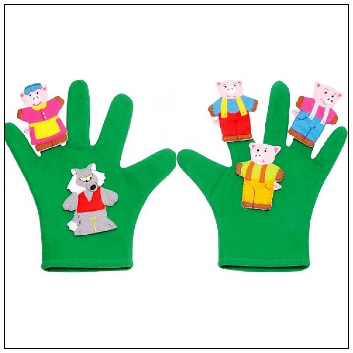 內頁放大:童話手指玩偶─魔幻手套