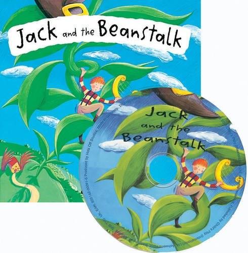 內頁放大:經典童話(翻翻書+CD):JACK AND THE BEANSTALK(傑克與魔豆)