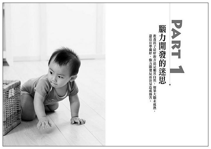 內頁放大:啟動孩子的大腦:做孩子腦力發展的好幫手 (85折)