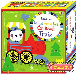 床圍連環布書:BABY,S VERY FIRST COT BOOK TRAIN (85折)