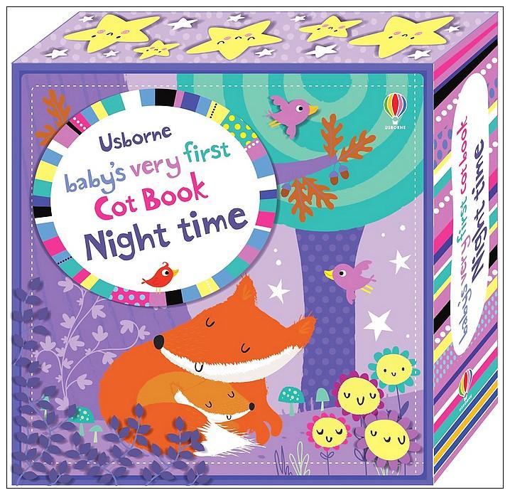內頁放大:床圍連環布書:BABY,S VERY FIRST COT BOOK NIGHT TIME (85折)
