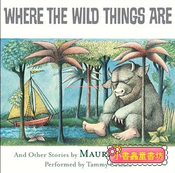 Where the Wild Things Are and Other Stories(野獸國及莫里斯桑達克故事)CD