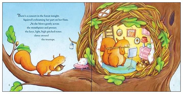 內頁放大:LITTLE CHILDREN,S MUSIC BOOK(音樂音效書)