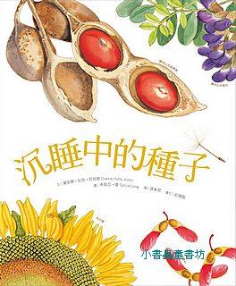沉睡中的種子<親近植物繪本>(9折)