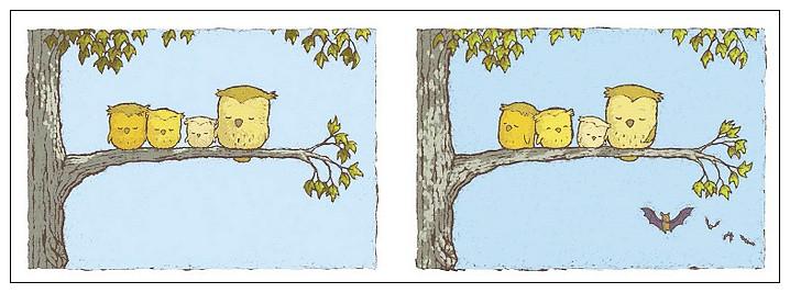內頁放大:貓頭鷹 蝙蝠(85折)