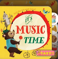 IT,S MUSIC TIME /聲音拉拉書(85折)