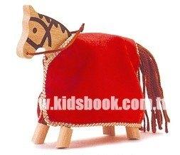 內頁放大:城堡馬匹(S8023)