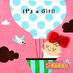 It,s a Girl! 女孩床圍書 (75折)(4月幼幼精選特價)