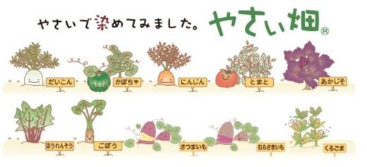野菜園 M(羊毛線)