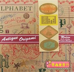 日本花紙(單面):懷舊風色紙1