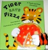Tiger EATS Pizza