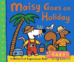 小鼠波波繪本故事:Maisy Goes on Holiday (現貨數量:1)(波波去度假) (平裝)