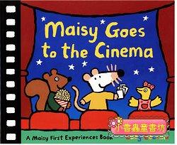 小鼠波波繪本故事:Maisy Goes To The Cinema(波波看電影)(平裝)