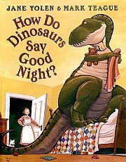 How Do Dinosaurs Say Good Night?(平裝本)