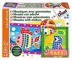 馬賽克創意貼紙組(DI-63461)