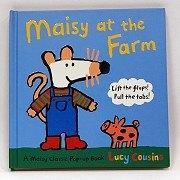 小鼠波波拉拉書:Maisy at the farm