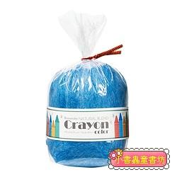 天然混合蠟筆色彩羊毛條 (多品項)(H440-008-編號)