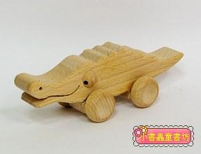 可愛動物車:鱷魚(特價品)