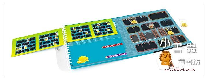 內頁放大:魔磁隨身遊戲:寶藏迷宮 (79折)