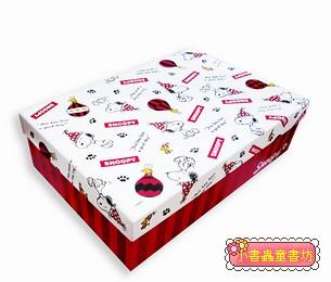 Snoopy長型禮物盒(L)