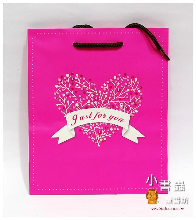 內頁放大:Hallmark典藏提袋(粉紅)(8折)