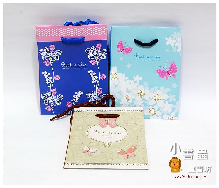 內頁放大:Hallmark美好祝福提袋─3件組(小)(特價)