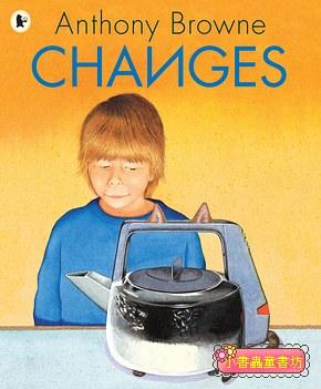 CHANGES (小凱的家不一樣了) (平裝本)