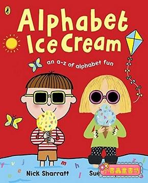 ALPHABET ICE CREAM(單CD)