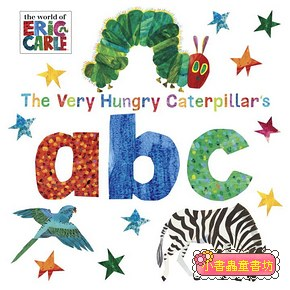 THE VERY HUNGRY CATERPILLAR,S ABC /硬頁書