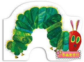 ALL ABOUT THE VERY HUNGRY CATERPILLAR /(好餓的毛毛蟲單字書)硬頁