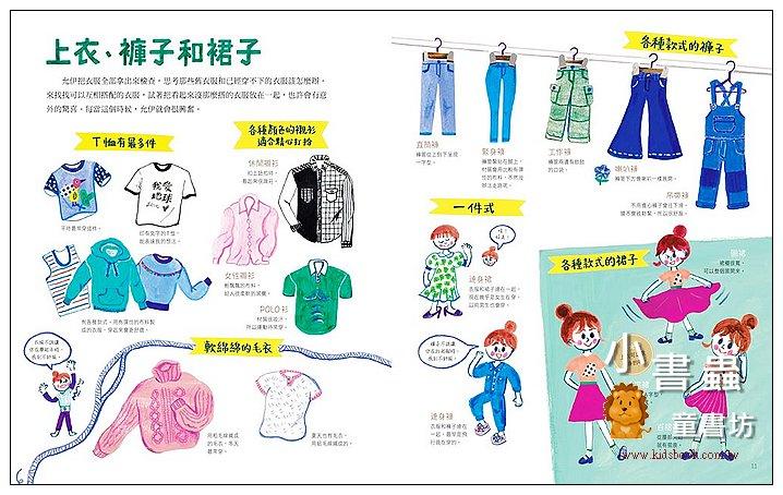 內頁放大:衣服, 怎麼穿才好呢? (85折)