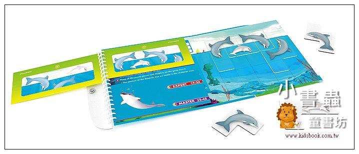 內頁放大:魔磁隨身遊戲:海豚家族(85折)