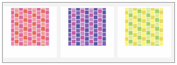 內頁放大:日本色紙(花式)(單面):彩色磚