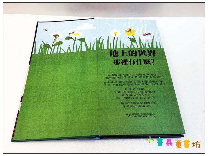 內頁放大:地上的世界: 那裡有什麼 立體書 現貨:1