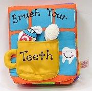 布書-刷牙 Brush your teeth(寶寶愛閱讀 79折書展)