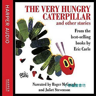 內頁放大:THE VERY HUNGRY CATERPILLAR AND OTHER STORES