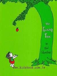 The Giving Tree(愛心樹)(書+CD)