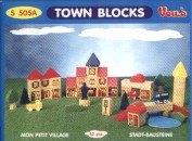 52PCS 城市積木組