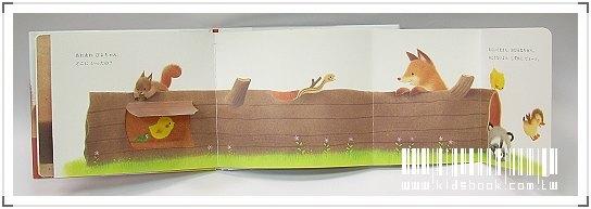 內頁放大:小雞繪本Ⅱ:小雞妹妹的好朋友(日文書,附中文翻譯)樣書出清(現貨數量:1)