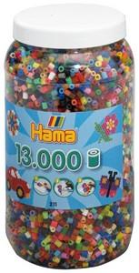 小拼豆補充桶─13000顆(48色)