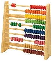 彩虹數學算盤