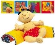 學習陪伴布偶:聰明寶寶和活動毯