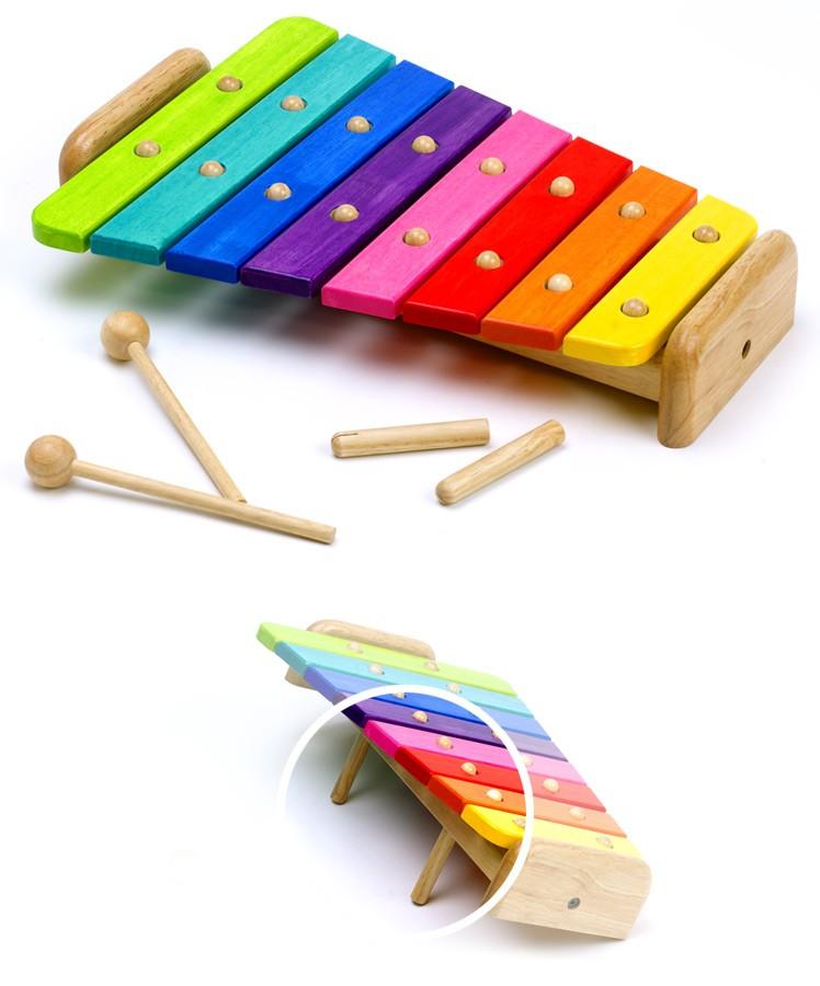 內頁放大:彩虹大木琴