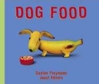蔬果雕塑繪本:Dog food