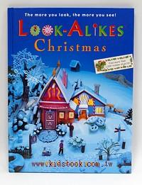 看起來很像 寫真尋寶繪本3:LOOK- ALIKES Christmas