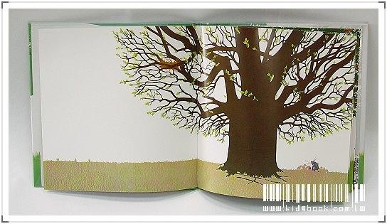 內頁放大:樹木之歌(無字繪本)
