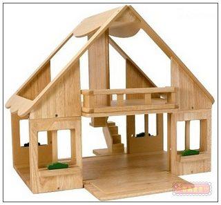 典雅雙層娃娃屋