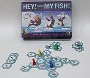 企鵝高手Hey! that's my fish!