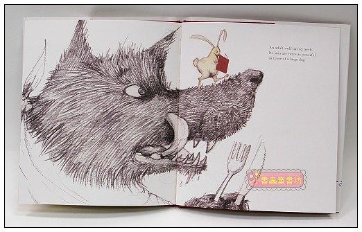 內頁放大:WOLVES(大野狼)10週年紀念款