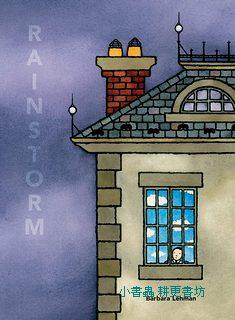 驚奇無字繪本3:RAINSTORM